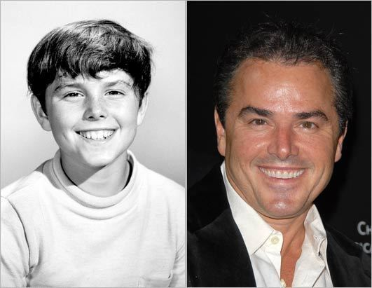 Peter Brady.....Then and Now