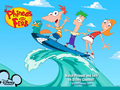 Phineas and Ferb - agent-p wallpaper