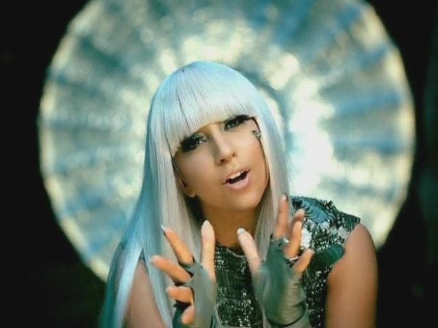 Mv poker face lady gaga