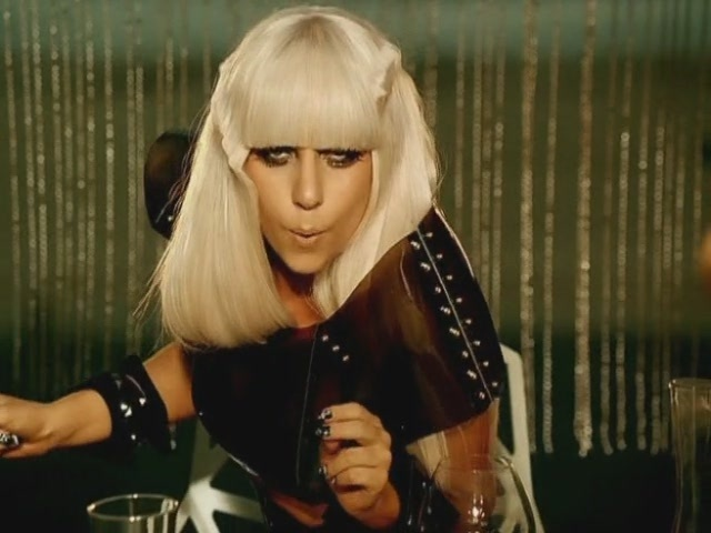 poker face music video