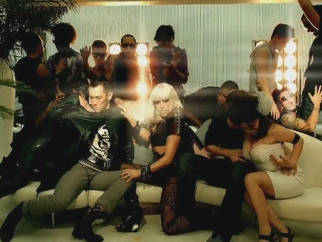 Poker face music video lady gaga image 4747174 fanpop