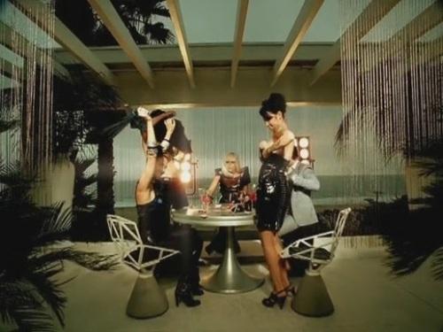 poker face music video