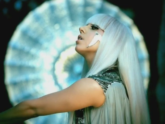 Poker face by lady gaga music video