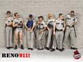 REno 911! Cast - reno-911 wallpaper
