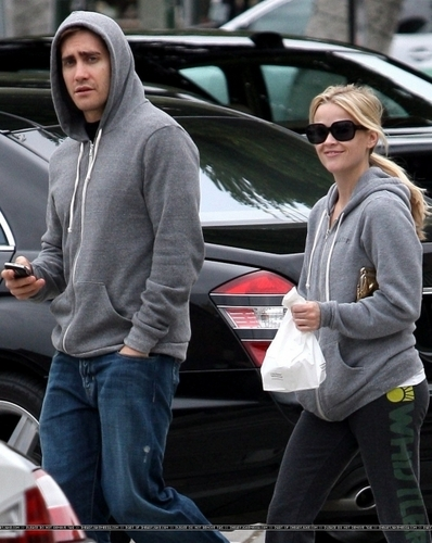 Reese and Jake