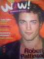 Robert Pattinson (Mexican Magazine Scans) - twilight-series photo