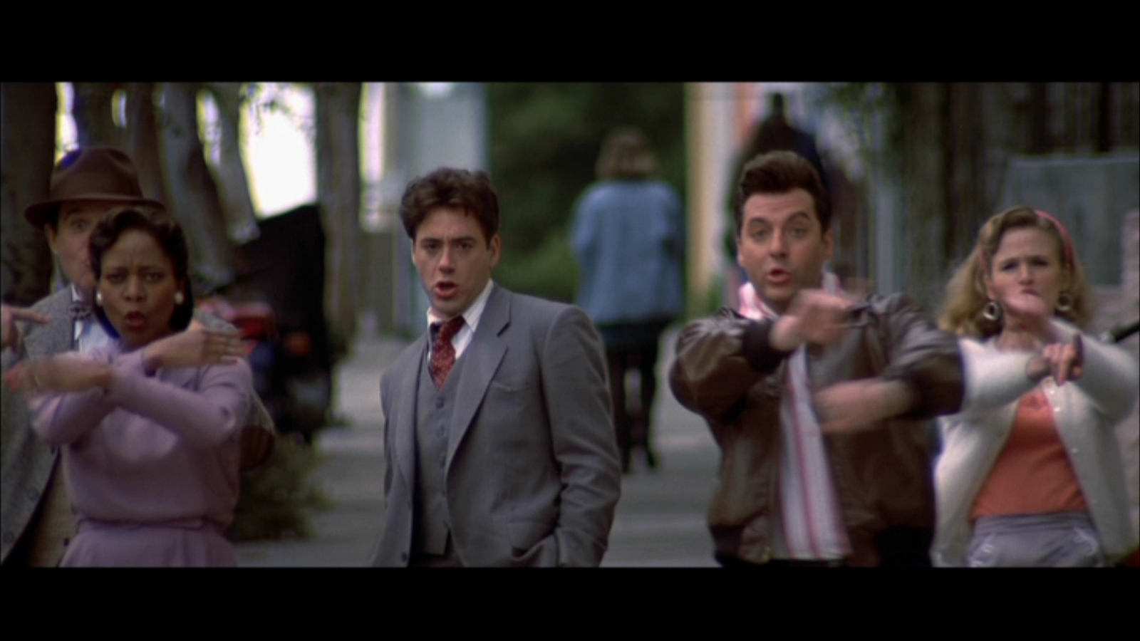 Robert in 'Heart and Souls' - Robert Downey Jr. Image ...