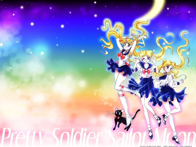 sailor moon wallpaper. Sailor moon aka Usagi