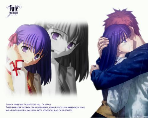 Sakura and Shiro