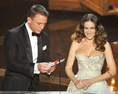 Sarah @ The Oscars
