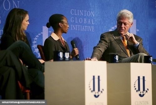 secondo Clinton Global Initiative Opening Plenary Session