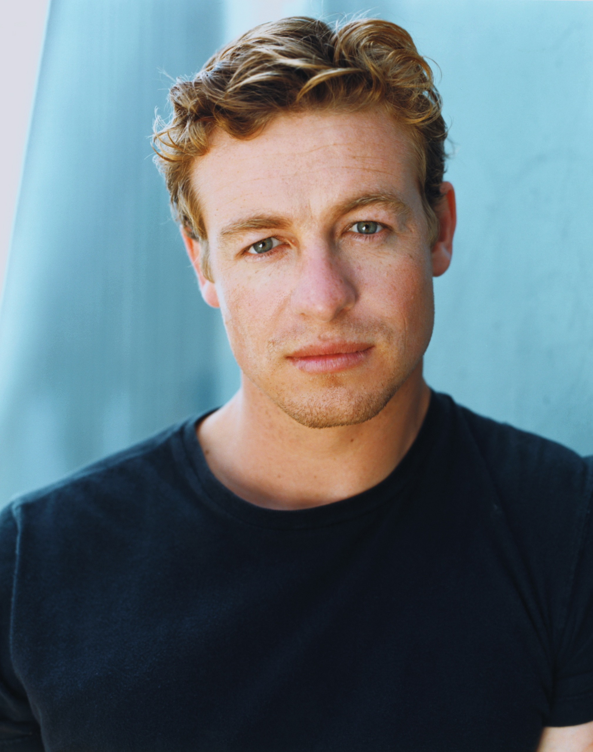 Simon Baker - Gallery Colection