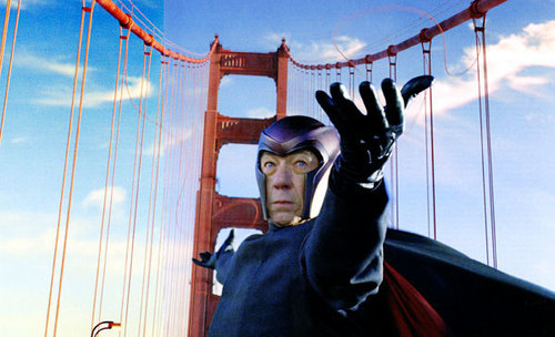 Sir Ian Mckellen - Magneto