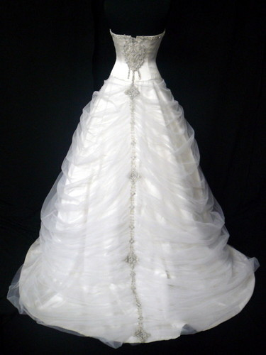 St. Pucci's گاؤن, gown