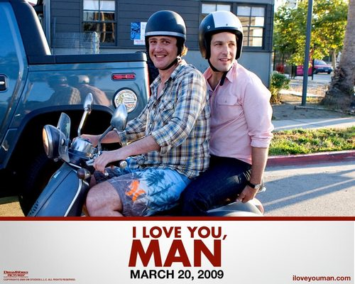 I Love You, Man wallpaper containing a carriageway entitled Sydney & Peter