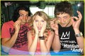 Taylor Swift with Hamish &amp; Andy - hamish-and-andy photo