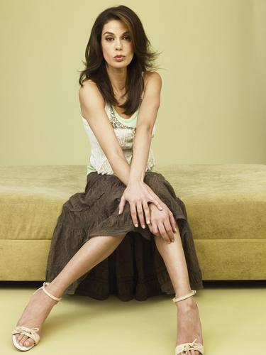 Desperate Housewives wallpaper probably with a hip boot titled Teri Hatcher