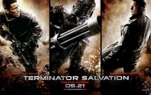Terminator Salvation - upcoming-movies Fan Art