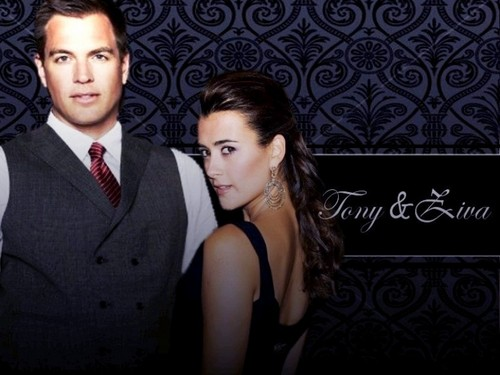 Tony & Ziva - ncis Wallpaper