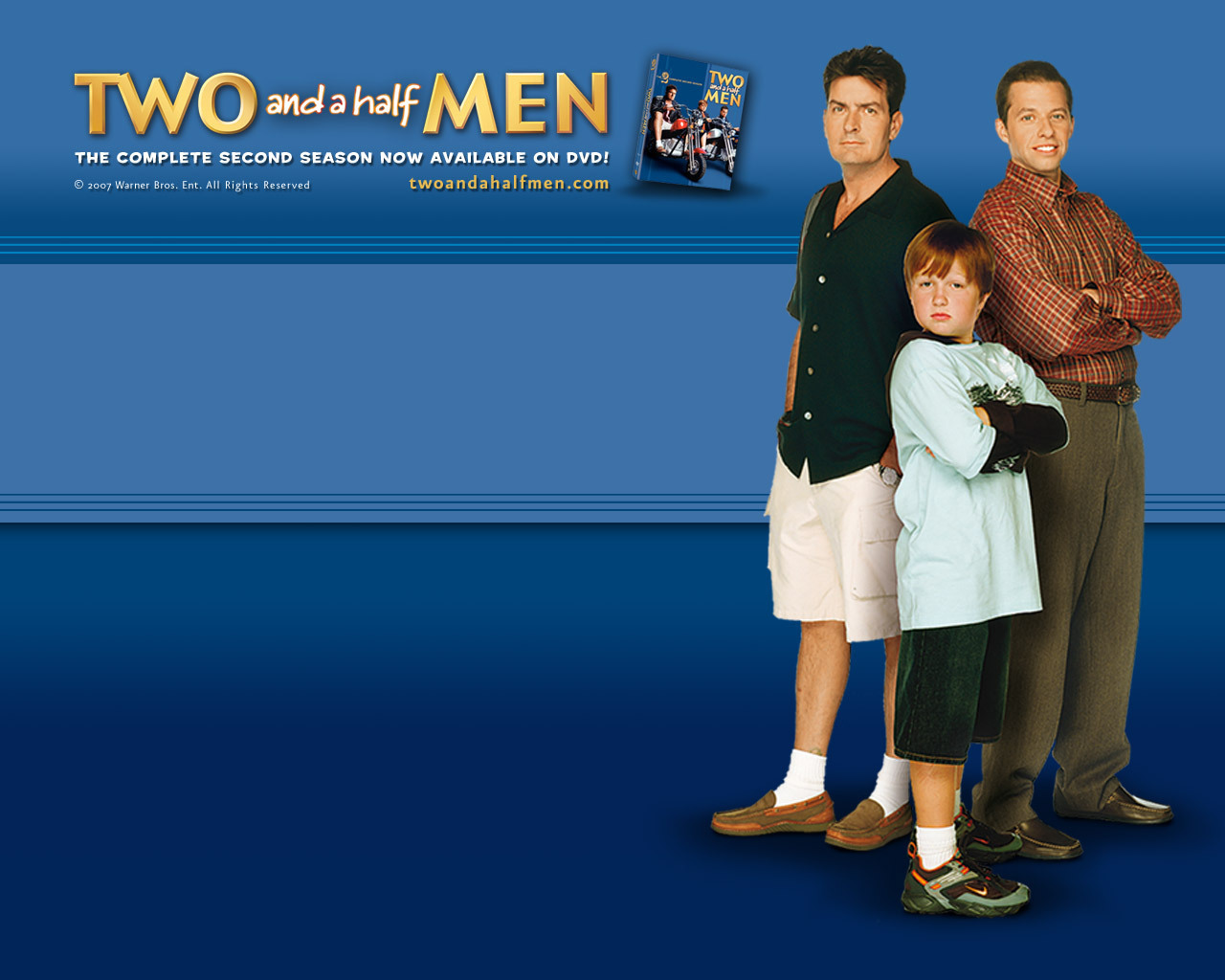 Two And A Half Men Two And A Half Men Wallpaper 4783129