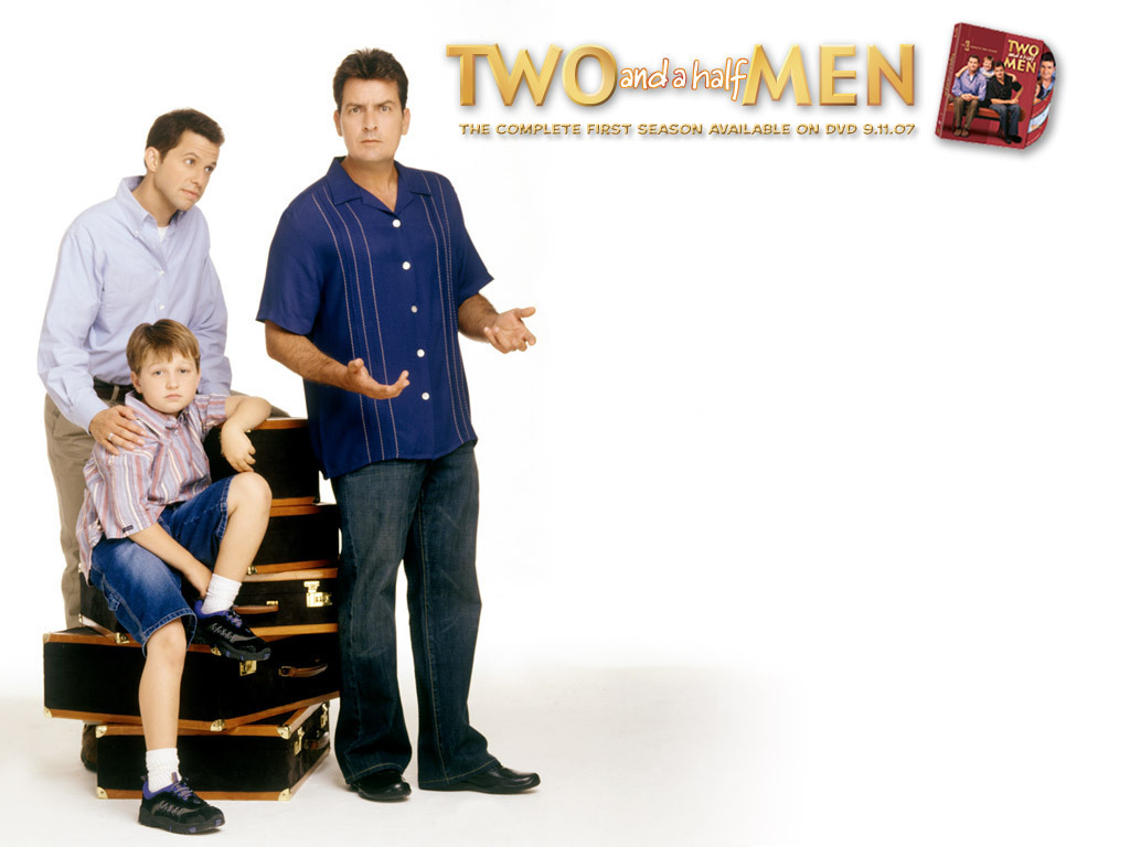 two and a half men The final episode of two and a half men immediately addressed the elephant  in the room: would charlie sheen return for the finale.