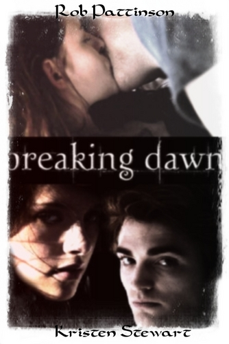 Unofficial Breaking Dawn Poster