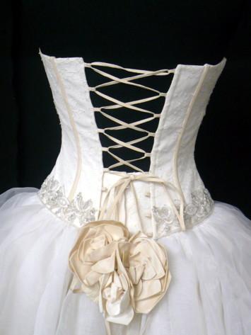 Wedding گاؤن, gown