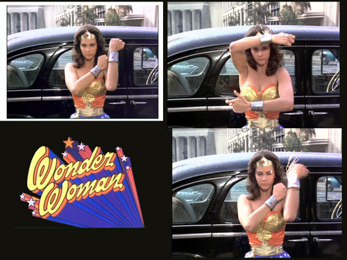 Wonder Woman Television Series - wonder-woman Wallpaper