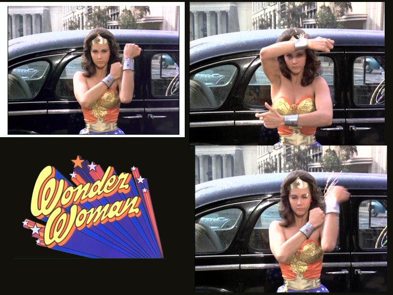 Wonder Woman टेलीविज़न Series
