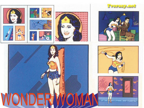 Wonder Woman televisie Series