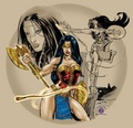 Wonder Woman - wonder-woman fan art