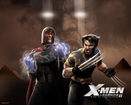 X Men - Magneto