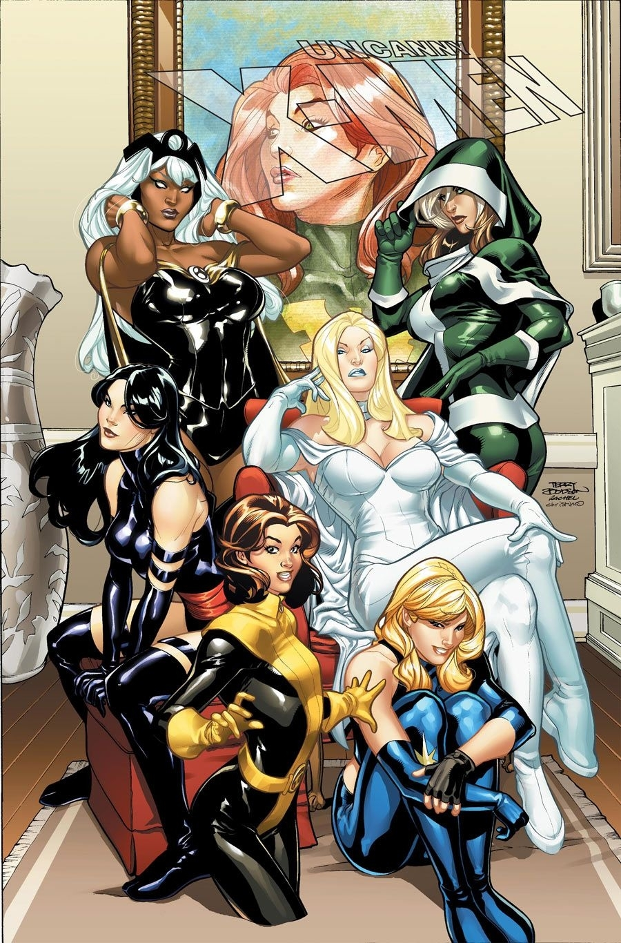 x men marvel:
