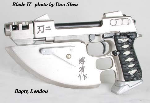 a good gun to kill reapers
