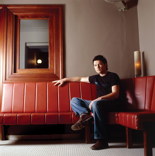 Sam Worthington wallpaper containing a living room, a family room, and a den entitled great pic