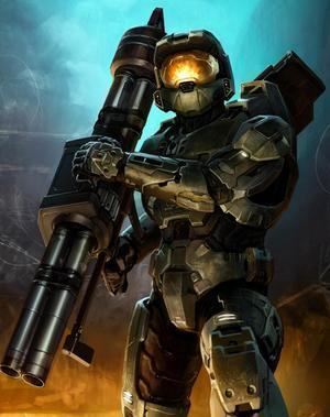 Halo wallpaper called halo1