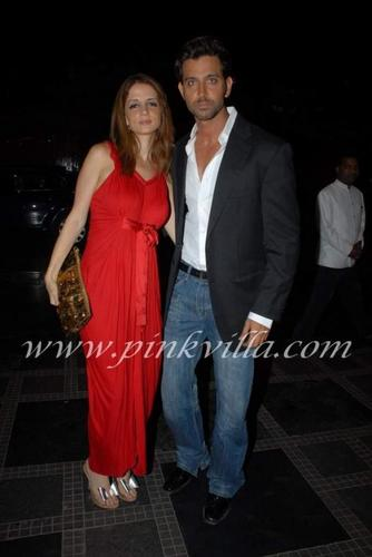 hrithik and suzanne