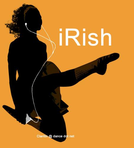 irish dancing.