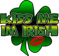 kiss me im irish!!