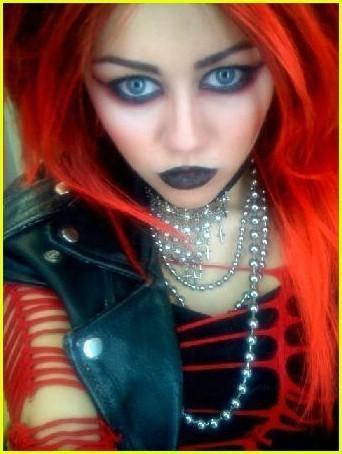 punk miley cyrus
