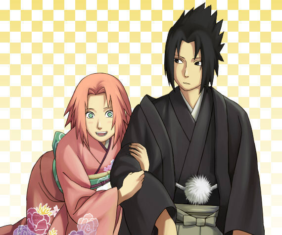 Itachi sakura wedding