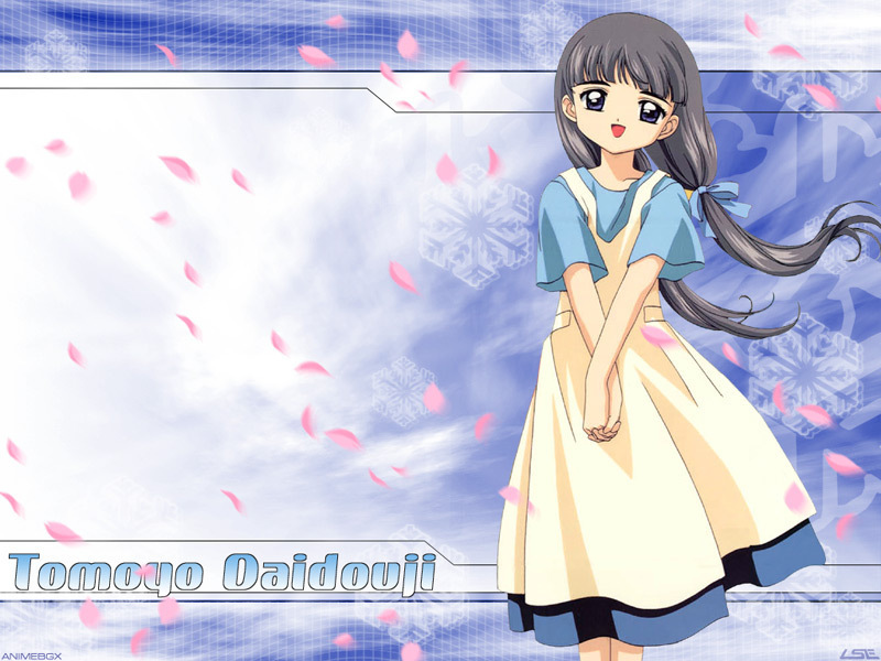 tomoyo cardcaptor sakura - photo #11