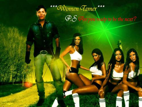 women tamer :)