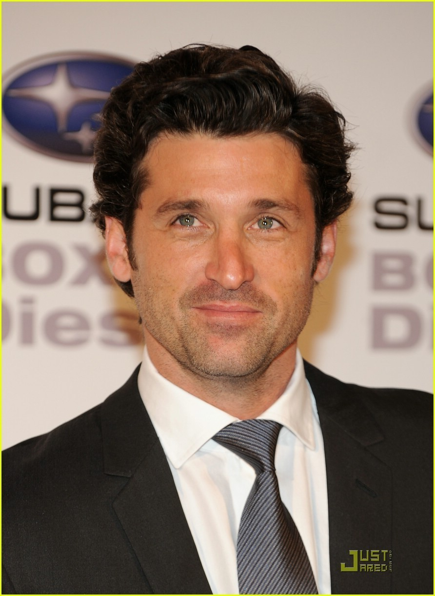 how to meet patrick dempsey