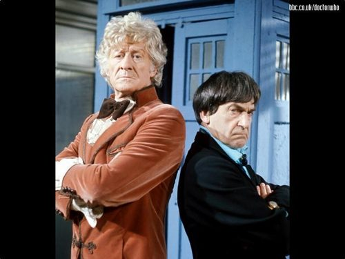 2nd and 3rd doctor