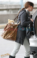 Ashley Greene leaving Vancouver - twilight-series photo