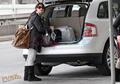 Ashley Greene leaving Vancouver - twilight-series photo