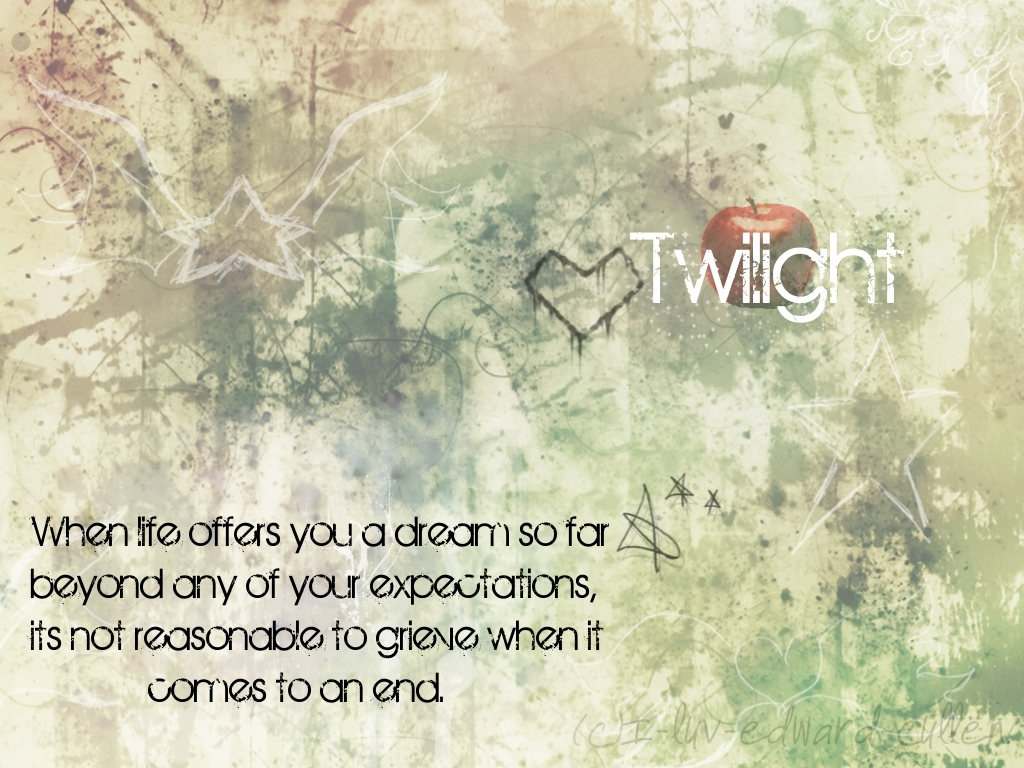 Twilight Quotes Backgrounds