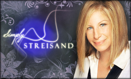 Barbra Streisand 바탕화면 with a portrait entitled Barbra