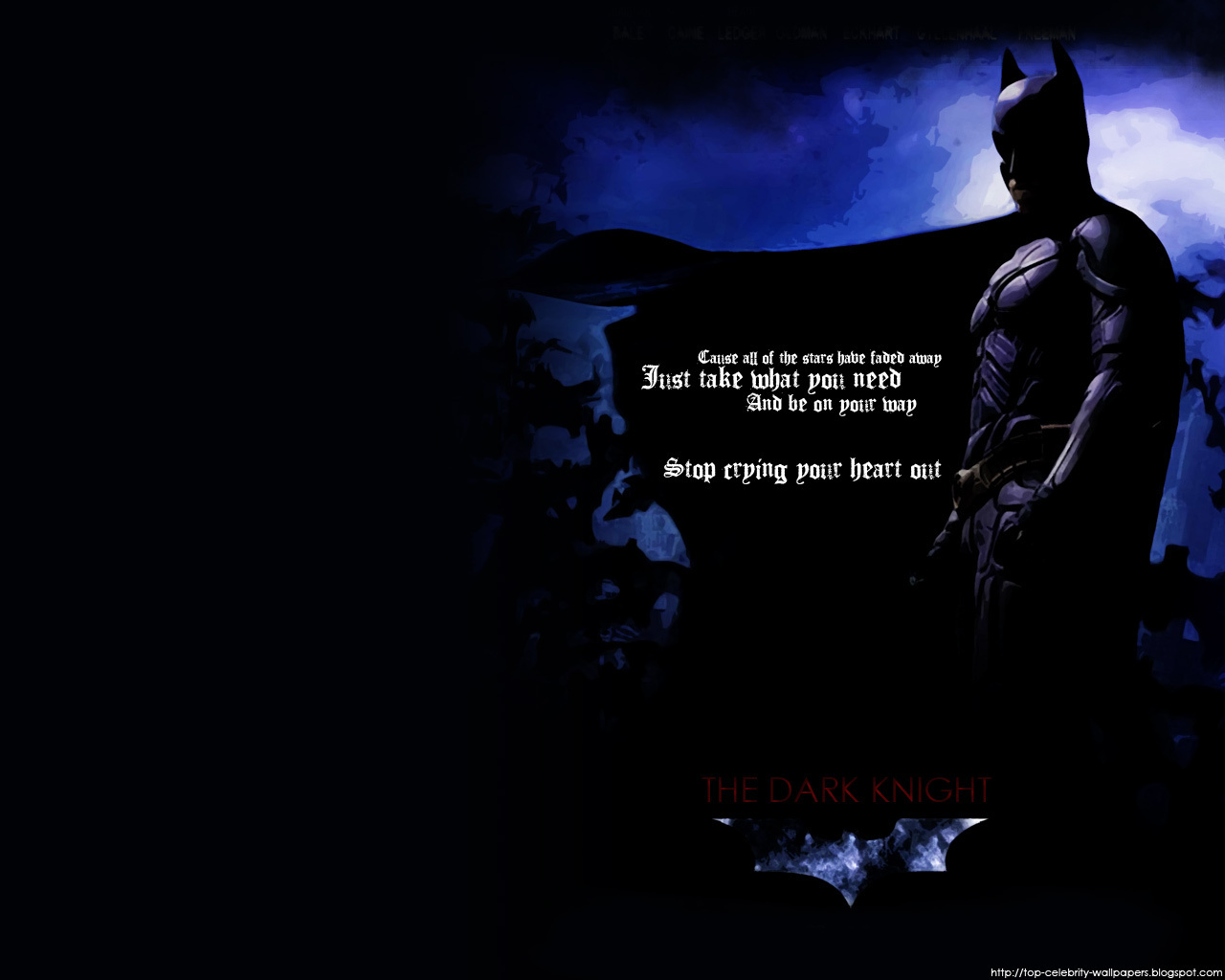 Batman, The Dark Knight - Batman Wallpaper (4862937) - Fanpop